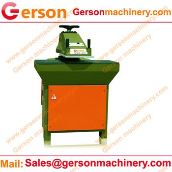 10 ton and 12 ton cutting machine