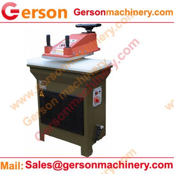 10T hydraulic cutting machine