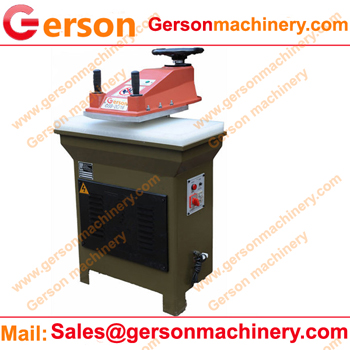 12 tons clicker press