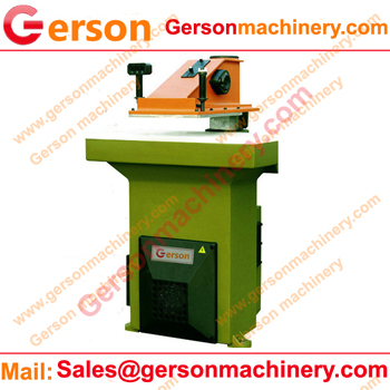 20 ton hydraulic swing arm cutting machine