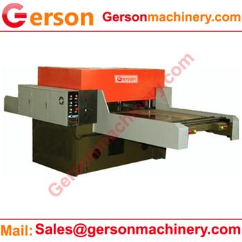Buffer cotton oil pressure die cutting machine