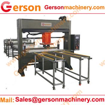 CNC rotating head press machinery