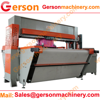 Crosshead high speed die cutting machine