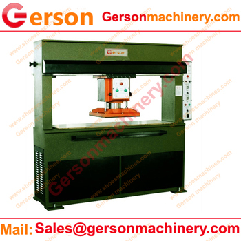 Food labels travelling head cutting machine