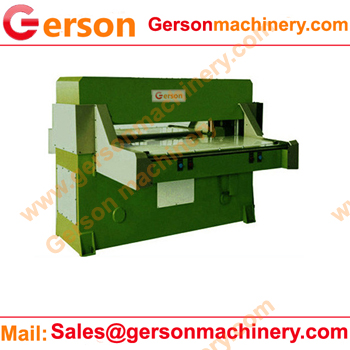 Melamine foam sponge cutting machine