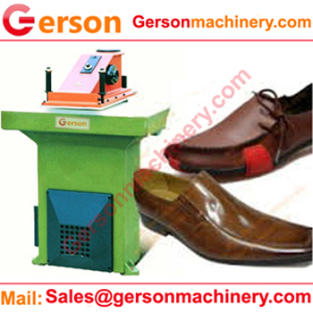 Shoes die cutting machine