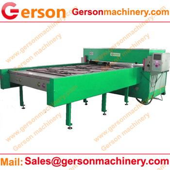 Silicone Chest Pad Hydraulic Cutting Machine