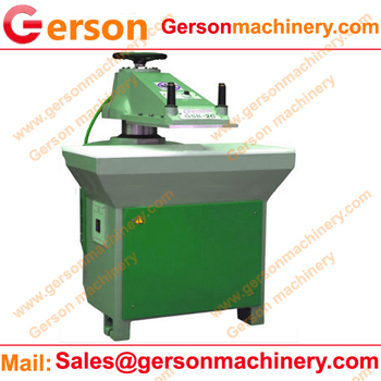 Swing Arm Clicker Flatbed Die Cutting Presses
