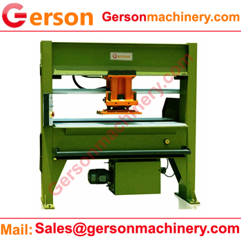 Travelling Head Cutting Machine 25 ton and 35 tons