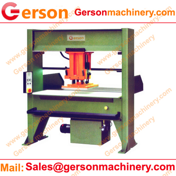 Travelling Head Die Cutting Press 25 ton,35 ton