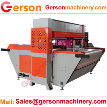 Travelling head cutting press machine 25 tons to 100 tons