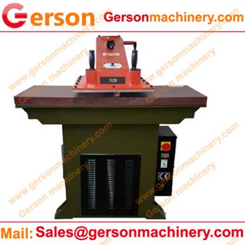 cardboard clicker press