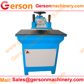 hydraulic swing arm die cutting press