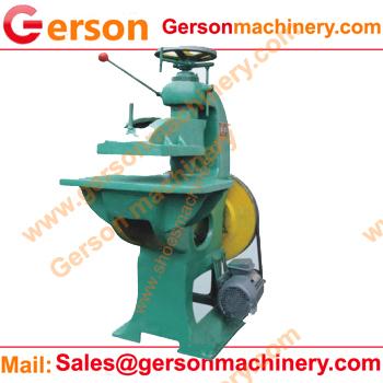 mechanicalsampleCutting machine