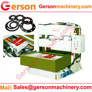 rubber sheet die punch press