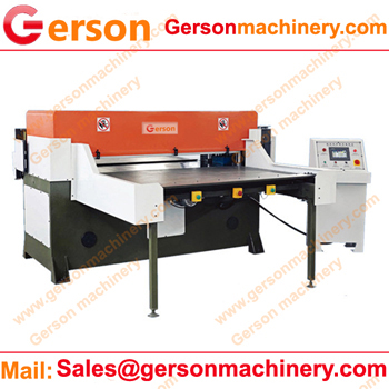 seats components automatic feed die cutting making machine