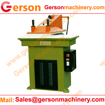 small industrial die cutting machine 20 x 40″ table